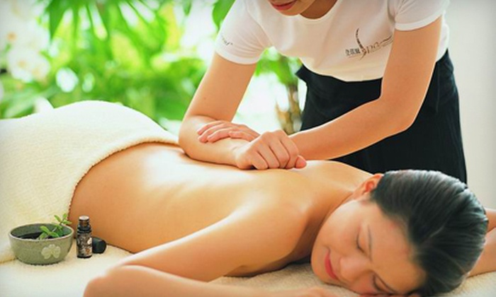 Orient Retreat - Multiple Locations: $68 for a Golden Spoon Facial and a Deep-Tissue Massage at Orient Retreat ($190 Value)