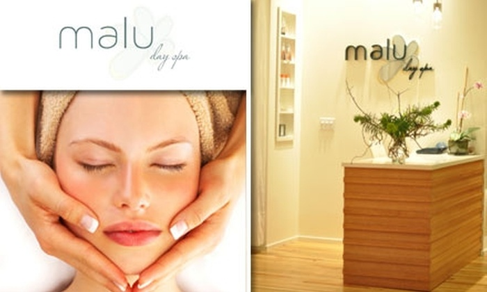 Malu Day Spa - St. Johns: $50 for Brow Wax, Classic Facial, Foot Bath, and Scalp Treatment at Malu Day Spa ($115 Value)