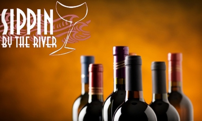 Sippin' by the River - Northern Liberties/ Fishtown: $17 Admission to Sippin' by the River on Sunday, October 3