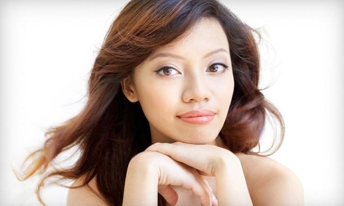 Lushka Organic Skincare Studio - Mystic: $99 for Microdermabrasion and a 50-Minute Facial at Lushka Organic Skincare Studio in Mystic ($215 Value)