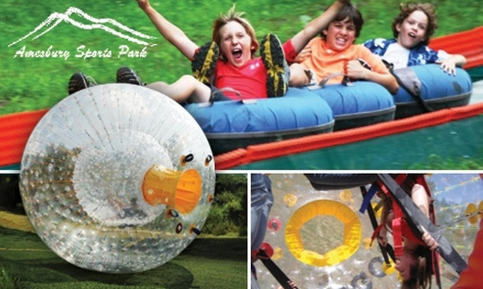Amesbury Sports Park - Amesbury: $10 for Three Hours of Tubing and $3 Off Any OGO Ride (Up to a $20 Value) at Amesbury Sports Park
