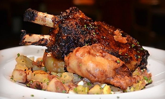 Currents on the River - Loop: $20 for $40 Worth of Eclectic Fare and Drinks at Currents on the River