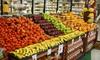 KosherMart  - North Bethesda: $10 for $20 Worth of Groceries at KosherMart in Rockville