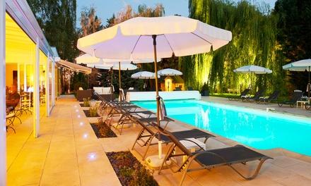 Alsace : 1 à 3 nuit(s) avec petits déjeuners, dîner et spa en option, à lhôtel Les Jardins d'Adalric pour 2 personnes