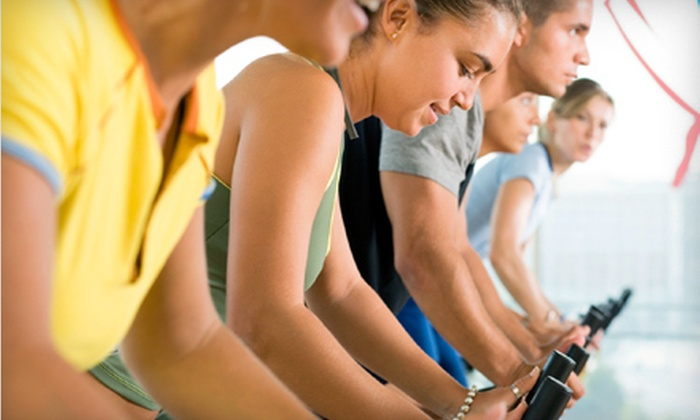 RushCycling - Hoboken: 5 or 10 Cycling Fitness Classes at RushCycling in Hoboken (Up to 75% Off)