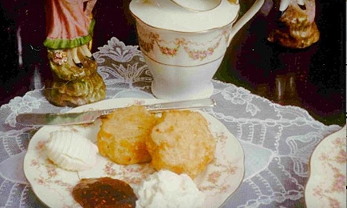 Glenwood Village Tearoom - Shreveport: $15 for $30 (or $15 for $35 if Redeemed Tuesday–Thursday) Worth of Full Afternoon Tea Fare at Glenwood Village Tearoom