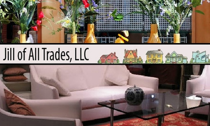 Jill of All Trades, LLC - Near North Side: $25 for Two Hours of Personal Concierge or House-Organizing Services from Jill of All Trades, LLC