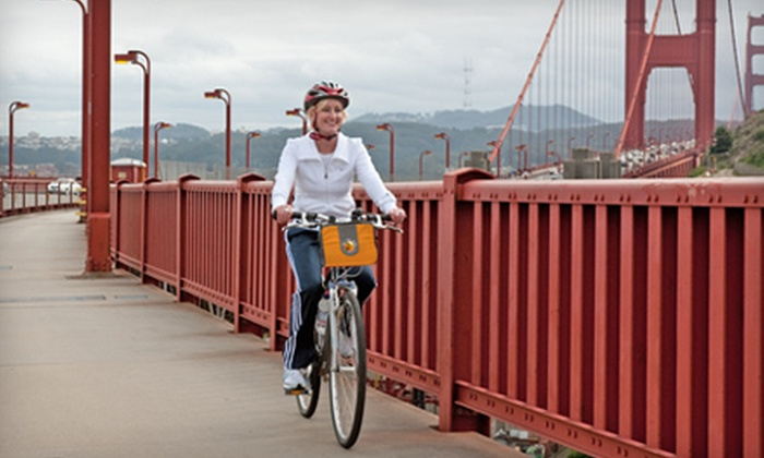 Bay City Bike - Multiple Locations: Guided or Self-Guided Bike Tour from Bay City Bike
