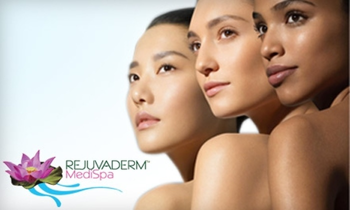 Rejuvaderm MediSpa - Cranston: $89 for Glycolic Peel and Visia Complexion Analysis at Rejuvaderm MediSpa ($200 Value)