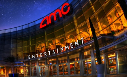 Two AMC Silver Experience Movie Tickets by Mail - AMC Theatres in