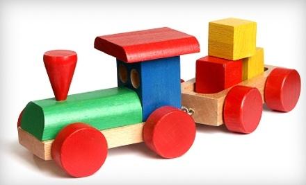 $20 Groupon to Creative Kids Toyshop - Creative Kids Toyshop in Columbia