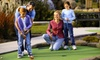 Cascade Golf Centerr - Orchard North: $9 for Miniature Golf Outing for Up to Six People at Cascade Golf Center in Orem (Up to $20 Value)