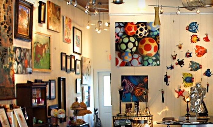 The Uncommon Art Shop - Prospect: The Uncommon Art Shop