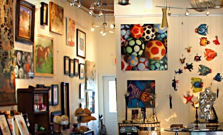 $50 Groupon to The Uncommon Art Shop - The Uncommon Art Shop in Louisville