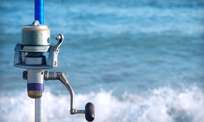 """Pastime Princess - New Smyrna Beach: $40 for a Deep-Sea Day Fishing Trip Aboard the """"Pastime Princess"""" (Up to $81.75 Value)"""