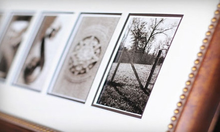 Sticks and Stones: $65 for Personalized Alphabet Photography from Sticks and Stones ($139.99 Value)