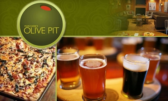 Marchese's Olive Pit - Harbor View: $10 for $20 Worth of Dinner or $4 for $10 Worth of Lunch at Marchese's Olive Pit