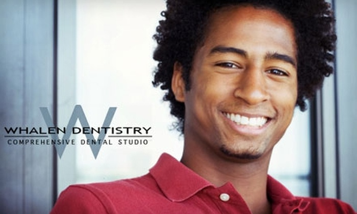 Whalen Dentistry - Cornelius: $65 for a Comprehensive Exam, Teeth Cleaning, and X-rays at Whalen Dentistry in Cornelius ($261 Value)