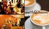 Earth House Café - Central Indianapolis: Earth House Cafe $10 for 10 French-Pressed Organic Coffees at Earth House Café (Up to $29.50 Value)