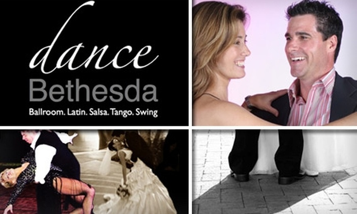 Dance Bethesda - Bethesda: $50 for Eight Group Classes at Dance Bethesda ($104 Value)