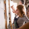 Up to 52% Off BYOB Painting Class for One or Two