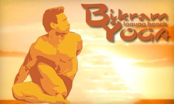 Bikram Yoga Laguna Beach - Laguna Beach: $25 for 10 Classes at Bikram Yoga Laguna Beach ($165 Value)