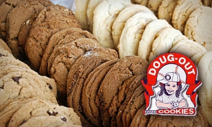 Doug-Out Cookies - Woodward Park: $14 for 2 Dozen Cookies at Doug-Out Cookies ($29 Value)