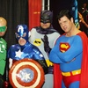 $10 for Admission to Wizard World Austin Comic Con