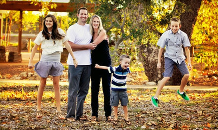 Photography by Yvonnie - Mission Viejo: $59 for a Portrait Package with a 60-Minute Shoot for Up to Six from Photography by Yvonnie ($185 Value)