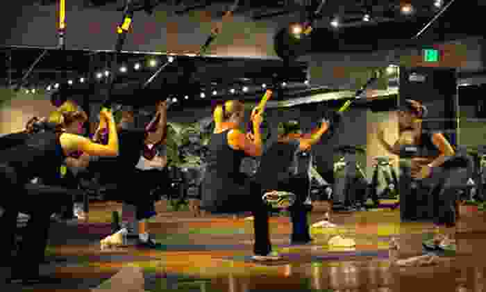 Steele Fitness - Summit Hill: $49 for Five Team Workouts at Steele Fitness in Edina ($172.70 Value)