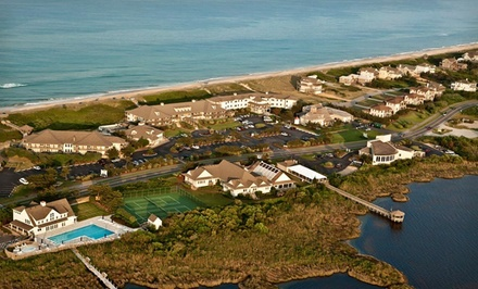 1-Night Stay for Two in a Main Inn First-Floor Room - The Sanderling Resort and Spa in Duck