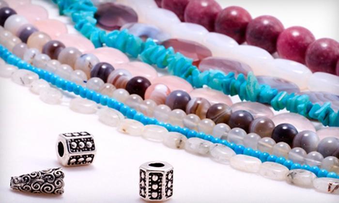 McBead Creations - Ottawa: Beading Classes or Custom Jewellery, Beading Kits, and Tools at McBead Creations