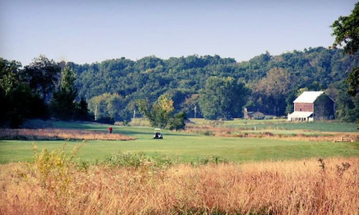 Argue-Ment Golf Course - New Glarus: 9 or 18 Holes of Golf for Two, or Five 9-Hole Rounds for One at Argue-Ment Golf Course in New Glarus (Up to 52% Off)