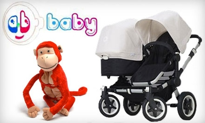 ANB Baby - Sheepshead Bay: $25 for $50 Worth of Childcare Items at ANB Baby in Brooklyn