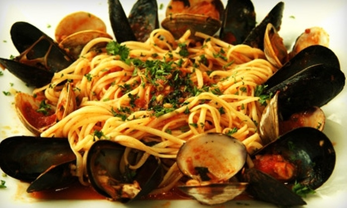 Tesoro - Van Ness - Forest Hills: $15 for $30 Worth of Casual Italian Fare at Tesoro