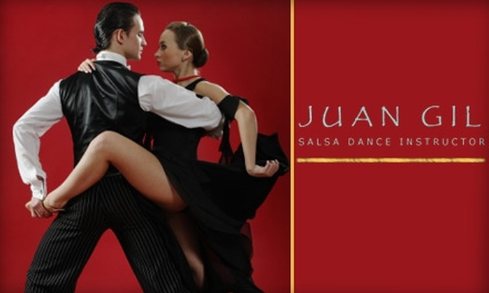 Salsa with Juan - Northgate - Waverly: $25 for a Four-Week Course at Salsa with Juan