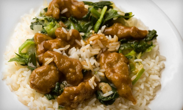 Square on Square - Center City West: $15 for $30 Worth of Chinese Dinner Fare for Two at Square on Square