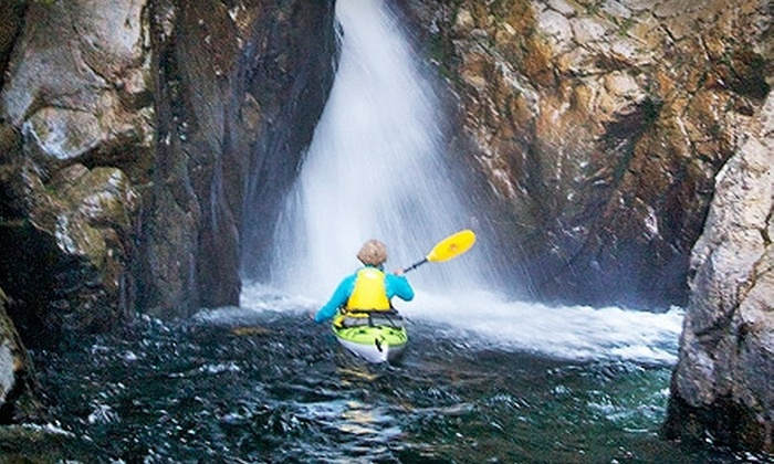 Harrison Eco Tours - Harrison Hot Springs: Two-Hour Guided Kayak Tour for One, Two, or Four or Private Kayak Tour for up to Eight (Up to 63% Off)