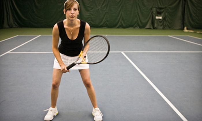 Centercourt Athletic Club of Morristown - Morristown: 6-Week Beginners' Tennis Class or 17-Week Competitive Tennis Class at Centercourt Athletic Club of Morristown