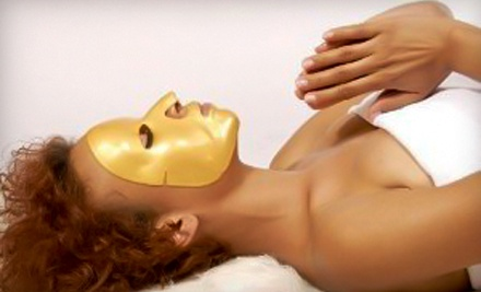Good for a 24K Gold-Mask Treatment (a $120 value), Scalp Rejuvenation (a $25 value), and Paraffin Hand Rejuvenation (a $10 value; a $155 total value) - Body Beautiful Spa in San Marcos