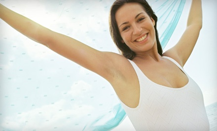 Oasis Day Spa: 3 Laser Hair-Removal Treatments for 1 Small Area  - Oasis Day Spa in Vancouver