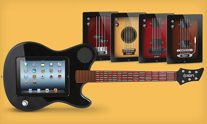All-Star Guitar Controller for iPad: $32.99 for an ION Audio All-Star Guitar Controller for iPad ($129.99 List Price). Free Shipping and Free Returns.