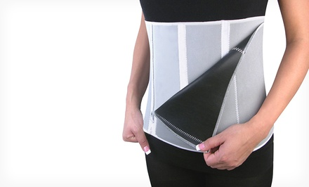 Adjustable Slimming Exercise Belt. Free Returns.