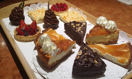 European Cafe Fare or Catering at La Lune Sucrée (Up to 50% Off)