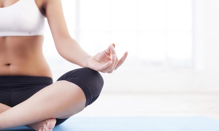 The Yogi Movement - Harmony Yoga Studio: 20% Off Purchase of One Private Yoga Class at The Yogi Movement