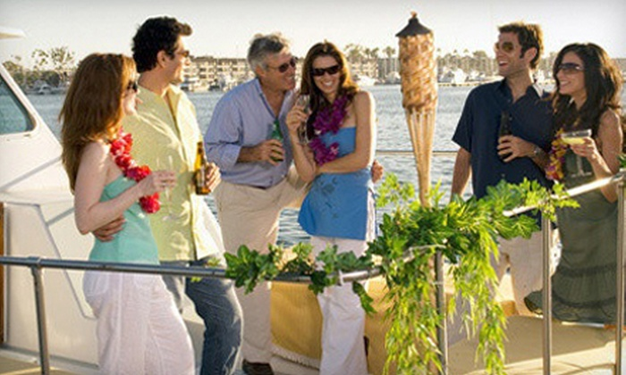Tiki Mermaid Charters - Marina del Rey: $29 for a Two-Hour Friday Night Cruise from Tiki Mermaid Charters ($58 Value)