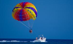GRAN CANARIA WATER SPORT: Actividad acuática en paracaídas para dos personas con 5 fotografías por 44,95 €
