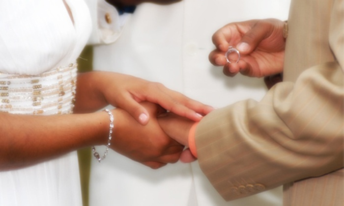 Photos by Aliesha - Toledo: $650 for a Full-Coverage Wedding-Photography Package with an Engagement Session ($1,295 Value)
