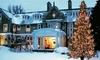 Blithewold - Bristol: Guided Group Holiday Tour for Two at Blithewold on December 3, 10, or 17 (44% Off)