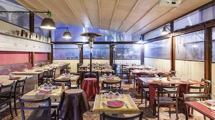 ⏰ Menu mediterraneo, dolce e vino a 29,90€euro
